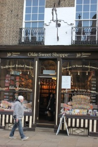 Another fine old sweet shop...