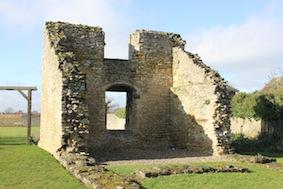 The western door