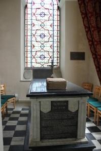 The Cartwright family Chapel