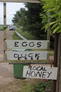 Good local produce