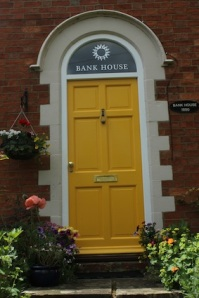 Bank House…the old village Bank?