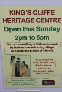 Love it! A local village promoting its heritage