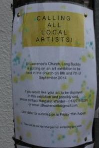 Lots going on in the village