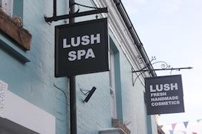 Lush!!