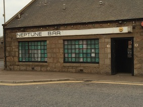 It's Neptune Bar…sing up Madge!!