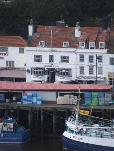 It's location to the quay says how fresh the fish is & it's cooked in beef dripping!!