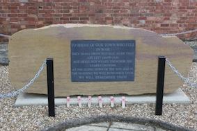 Nice memorial though
