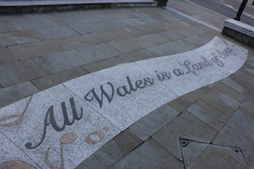 All Wales is a Land of Song!