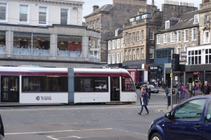 The excellent tram system