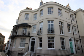 No.31 Foyle's home